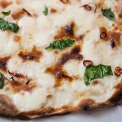 Una pizza un po' speciale