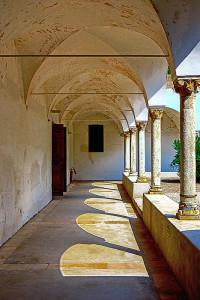 Certosa-Capri-colonne