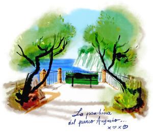 Panchina ParcoAugusto