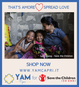 Y'AM Capri for Save the Children Image 2